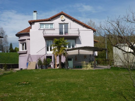 Villa chantal b b verdun france voir les tarifs 5 for Maisons chantal b