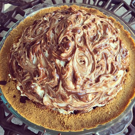 Albemarle, NC: Peanut butter and chocolate truffle pie