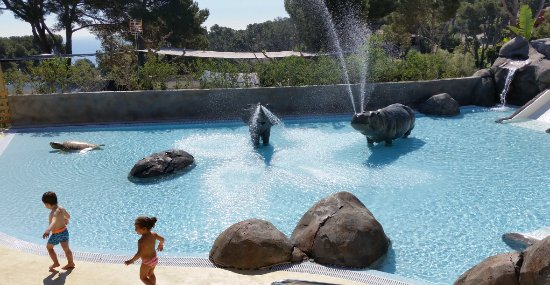 Camping Cala Gogo: Zona acuática infantil