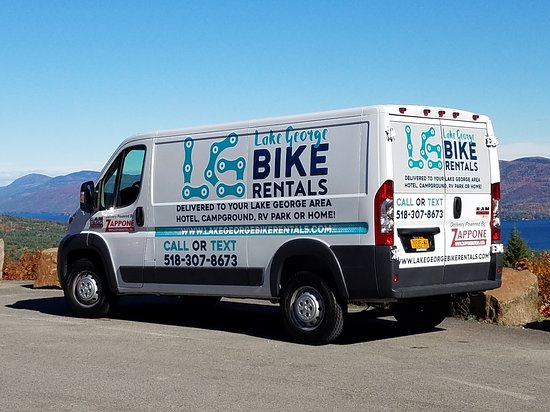 ‪Lake George Bike Rentals‬