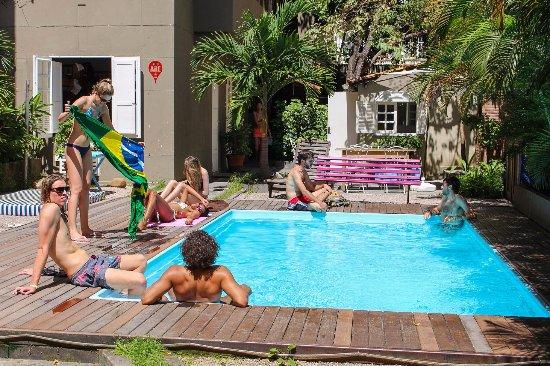 Hostel Rio De Janeiro Ipanema Beach House