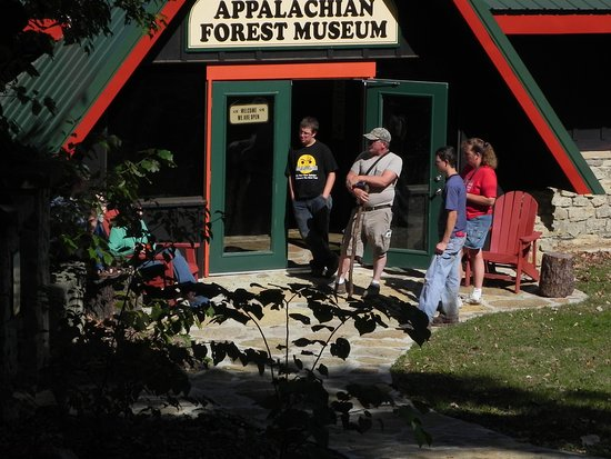 Bainbridge  Ross County, OH : Visit our Appalachian Forest Museum. Open 7 days a week starting in June from 9am - 5pm