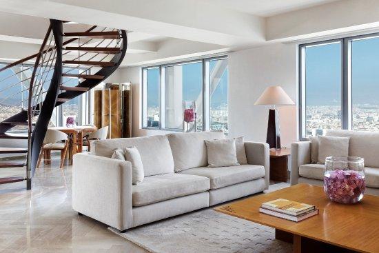 Hotel Arts Barcelona: Penthouses