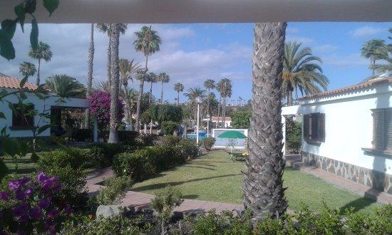 Bungalows Las Vegas Golf : Jardines 2