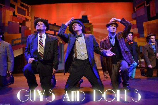 "DeLand, FL: ""Guys and Dolls"" in April of 2017"