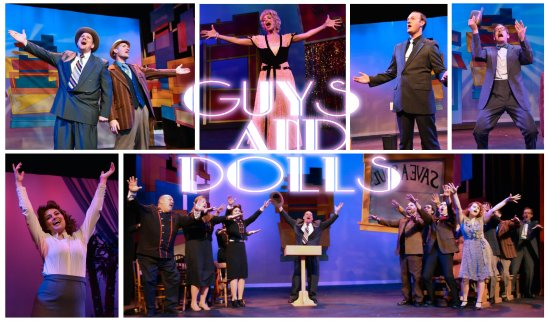 "DeLand, FL: ""Guys and Dolls""  April 2017"