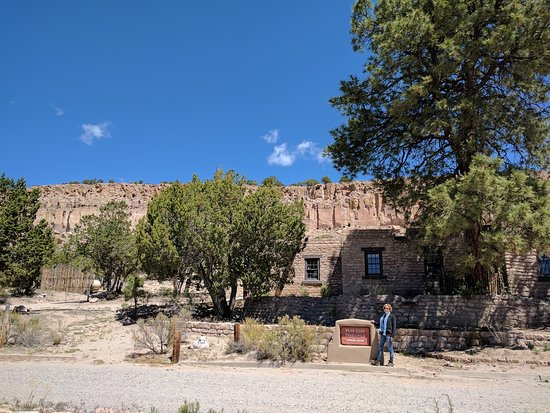 Espanola, NM: Puye Cliffs