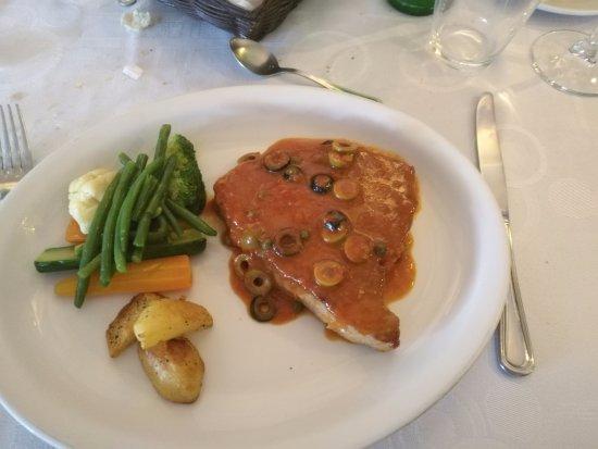 L'Olivo : Tonno alla siciliana