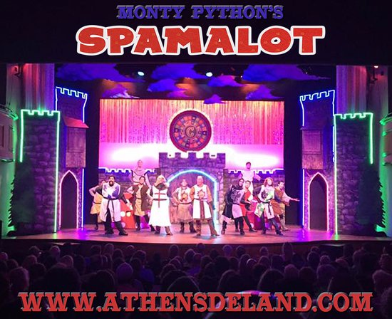 "DeLand, FL: ""Spamalot"" August 2016"