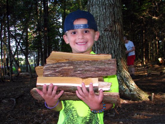Weston, ME: Kid friendly things to do in Maine include tours with a hands on approach