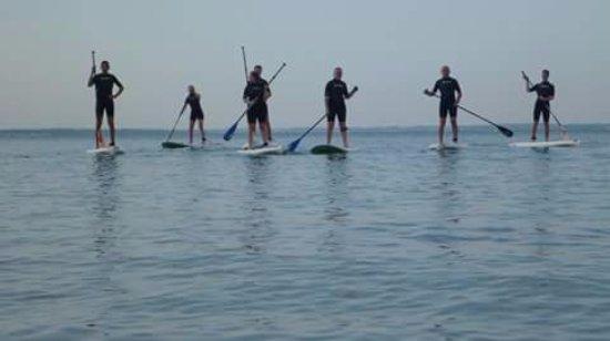 Kayak Sillages : Paddle