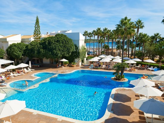 Hipotels Mediterraneo Club : Pool