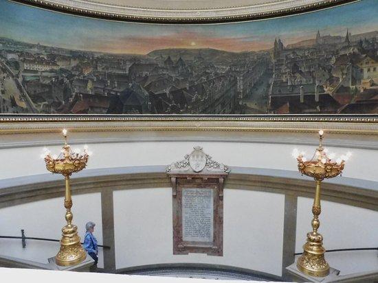 Muzeum Prahy: Primo piano del museo