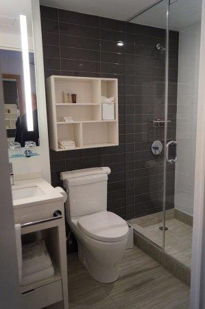 Badkamer (met haardroger)