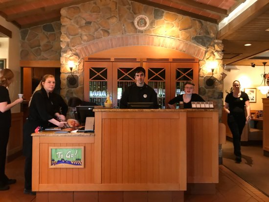 Host Station To Go Pick Up Foto Di Olive Garden Ankeny Tripadvisor