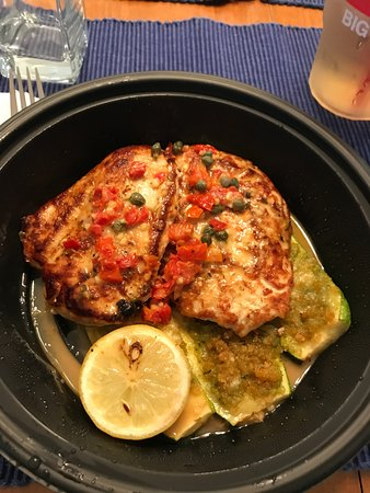 Chicken Piccata Picture Of Olive Garden Ankeny Tripadvisor