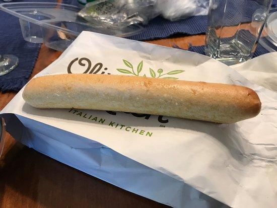 Ankeny, IA: Breadsticks