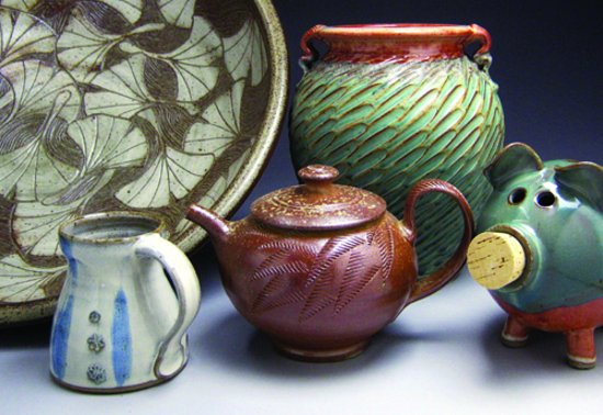 Michele Hastings & Jeff Brown Pottery: HandMade Pottery