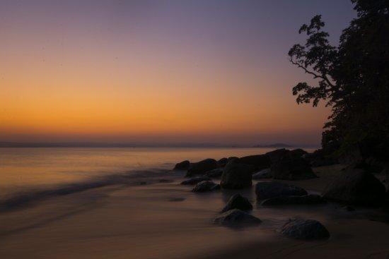 Maroantsetra, Madagascar: Masoala National park sun set with Nico Tours-   ,