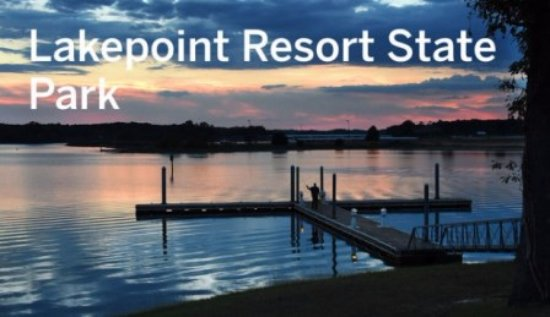 Lakepoint State Park Resort Lodge and Convention Center: Relax and Enjoy