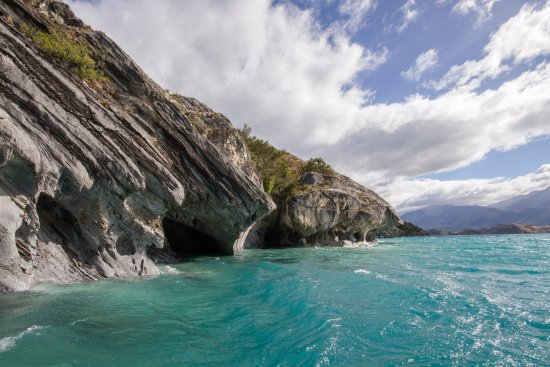 Turismo Valle Leones: Kayak Capillas de Mármol