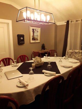 Ze Kitchen Restaurant Cumberland On