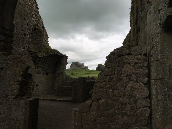 Athassel Priory: Lookout point!