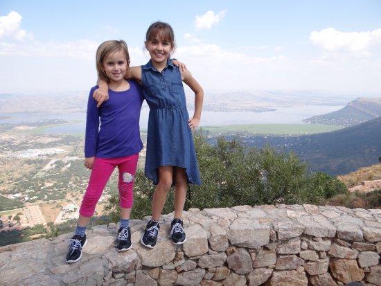 Hartbeespoort, Afrika Selatan: Beautiful view!