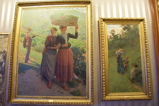 Quadri picture of galeria d 39 arte moderna florence for Quadri arte moderna