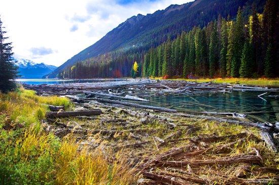 Lillooet, Canadá: Duffey Lake and Cayoosh Creek