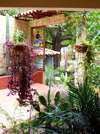 Hotel El Tajalin: Entrada principal