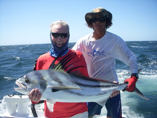 Playa Hermosa, Costa Rica : Rooster Fish