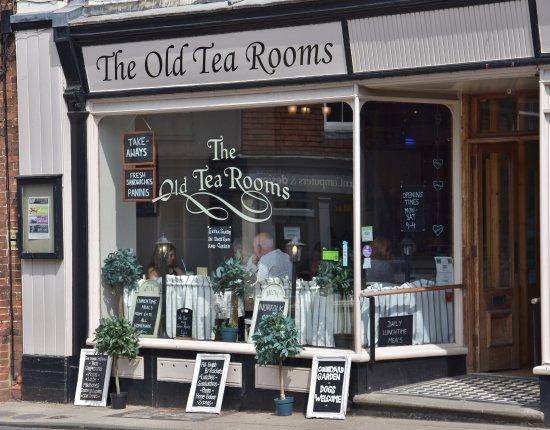 Old Tea Rooms Aylsham