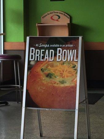 Saginaw, MI: Quiznos