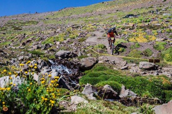 La Parva Centro de Ski: La Parva mountainbike.