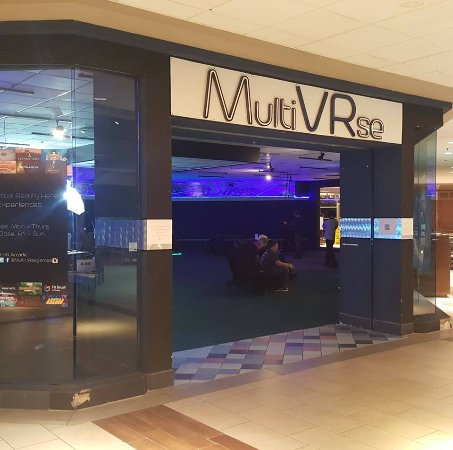 MultiVRse Virtual Reality Arcade