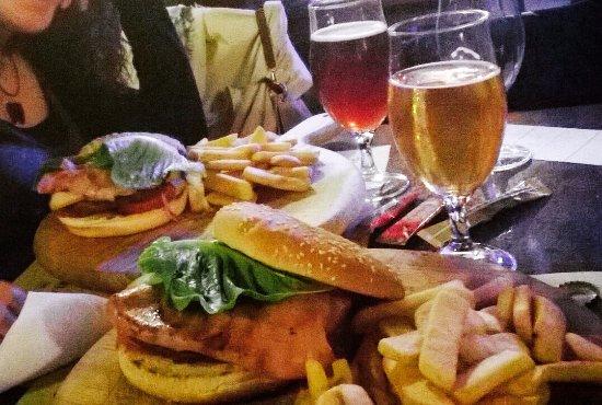 Mastrobirraio: hamburger