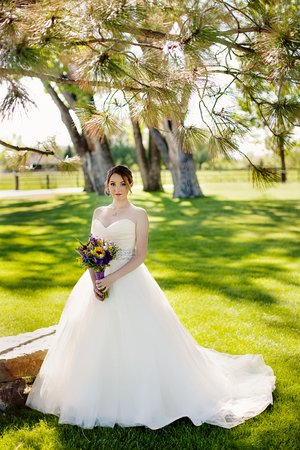 Clearmont, WY: Wedding at the ranch
