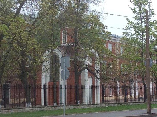 Chapel of Fyodor Ushakov
