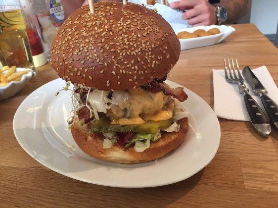 Bad Feilnbach, Germany: Burger Brothers