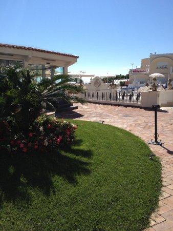 Grand Hotel Quisisana: giardino