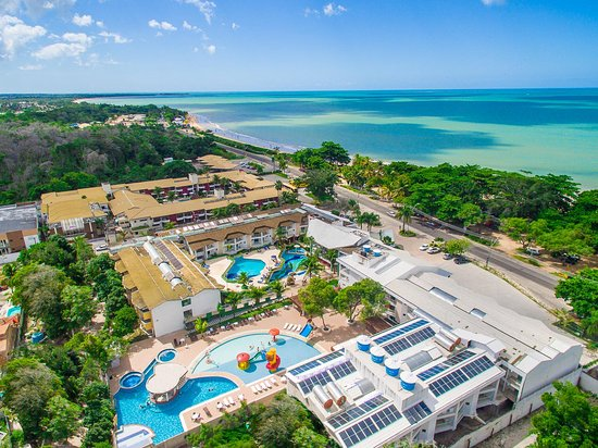 Portal do Mundai Praia Hotel