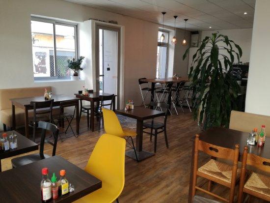 Café Zenji : photo salle 2