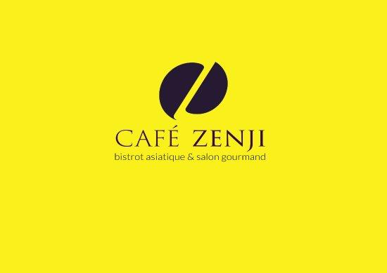 Café Zenji : logo 2017