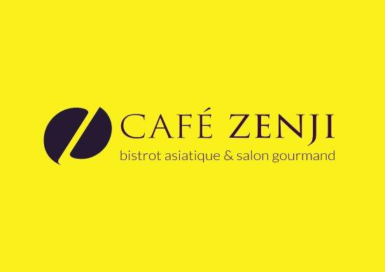 Café Zenji : logo 2017 horizontal