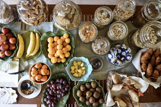 Munxar, Malta: Continental breakfast