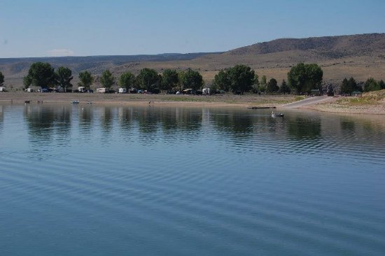 Otter Creek State Park: Beachfront Sites and Boat Ramp