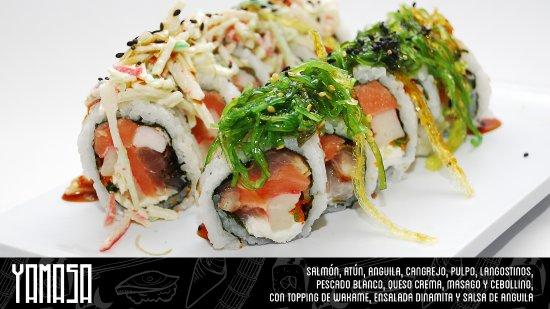 imagen Fujiyama Sushi Bar & Asian Cuisine en A Coruña