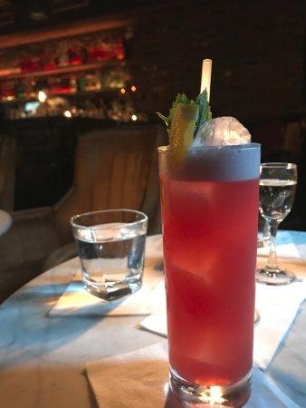 Vintage Cocktail Club: delicious cocktail