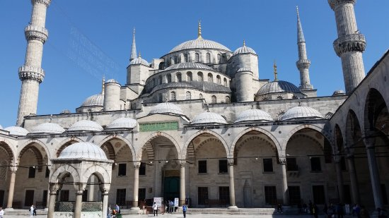 Suleymaniye Mosque: 20170531_153947_large.jpg
